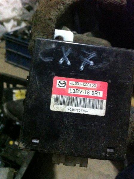 Блок управления Mazda Cx7