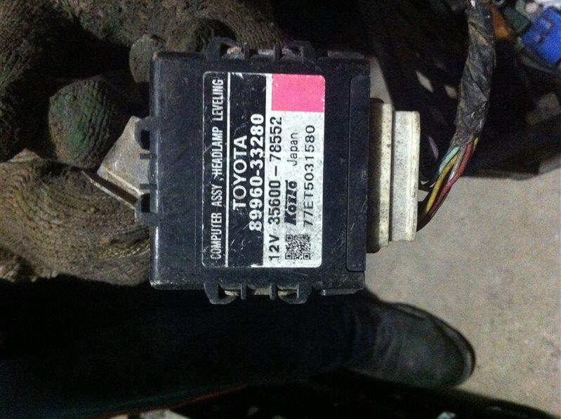 Блок управления светом Toyota Camry ACV40