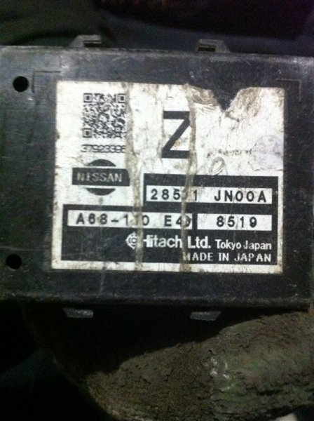 Блок управления рулевой рейкой Nissan Teana 32