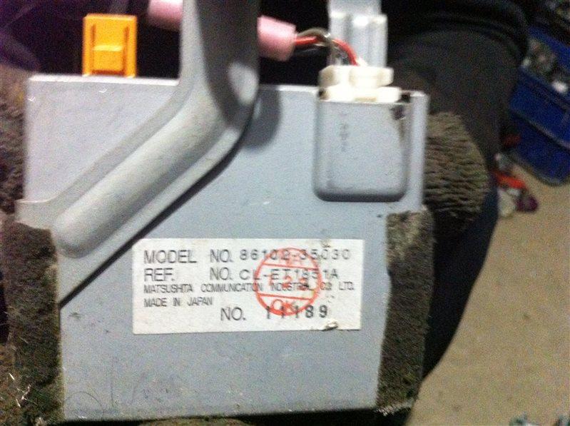 Блок управления антенны Toyota Hilux Surf 185