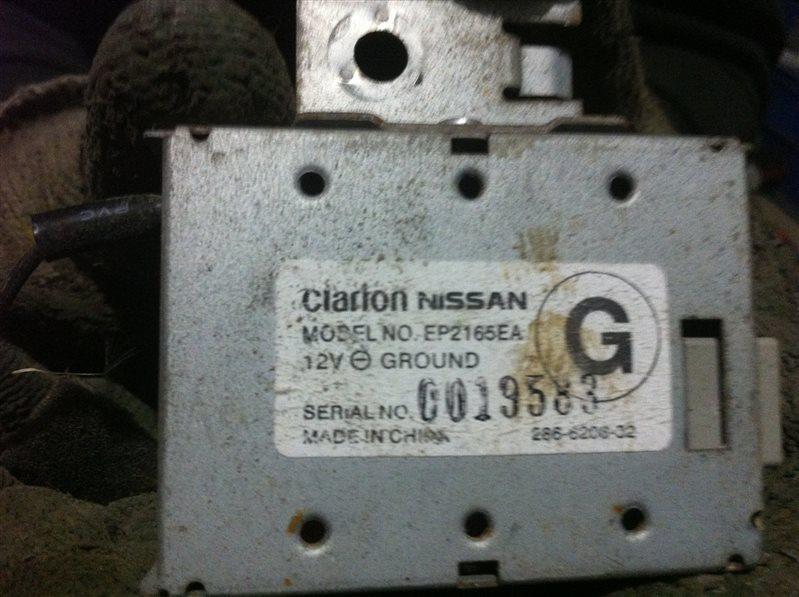 Блок управления Nissan