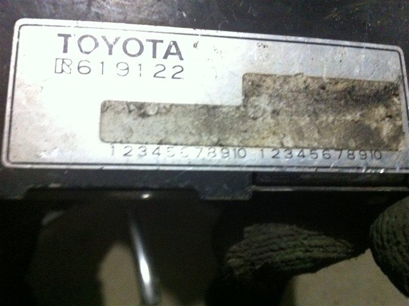 Блок управления Toyota Land Cruiser 80