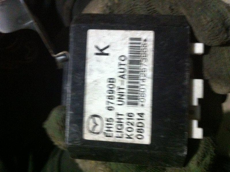Блок управления светом Mazda Cx7