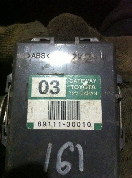 Блок иммобилайзера Toyota Aristo 161