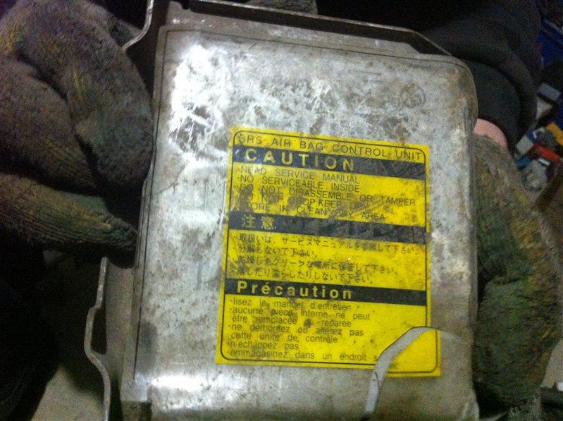 Блок управления airbag Subaru Forester SF5