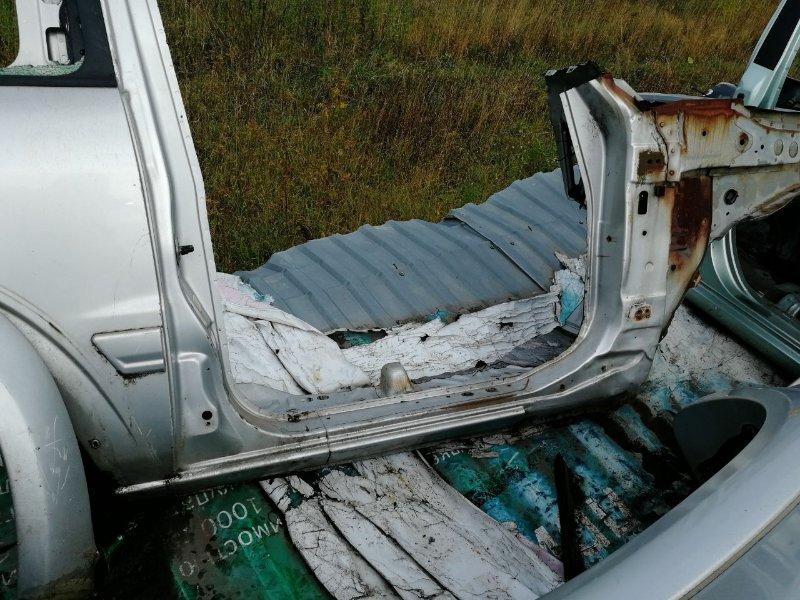 Порог кузовной Nissan Patrol WFGY61 VRGY61 WRGY61 WTY61 WYY61 WGY61 RD28T RD28TI 2000 правый