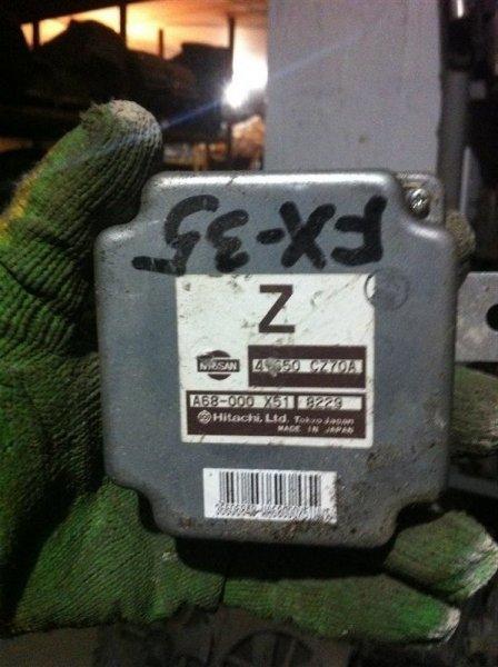 Блок управления раздаточной коробкой Infiniti Fx35 50 VQ35
