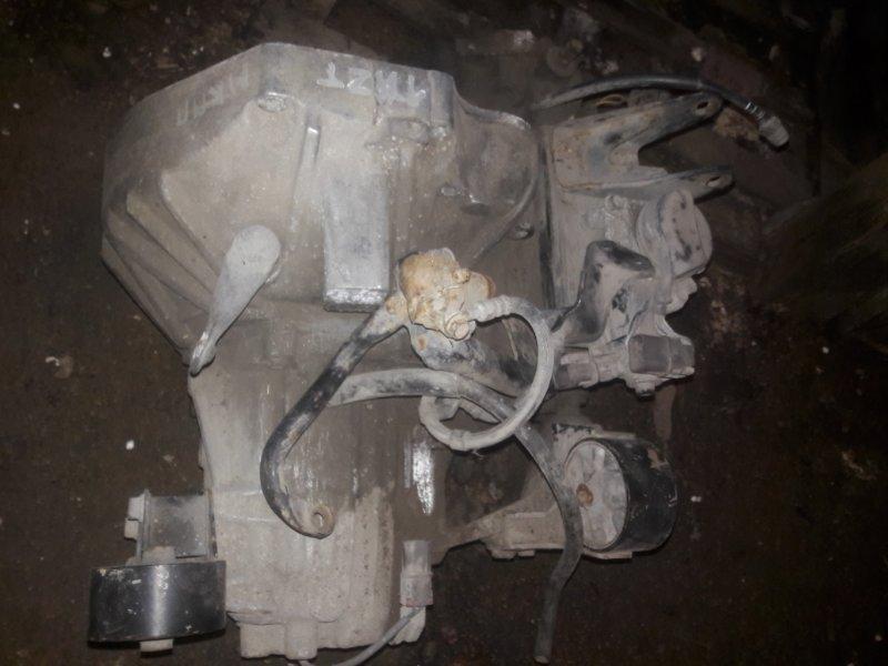 Коробка переключения передач механическая мкпп Nissan Primera HNP10, ENU14, HNU14, HNP11, WHNP11 SR20DE