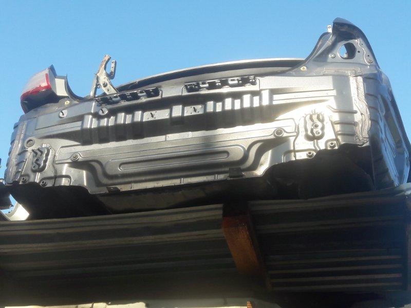 Полка багажника (задняя панель) Toyota Camry ACV40 2AZFE 2007