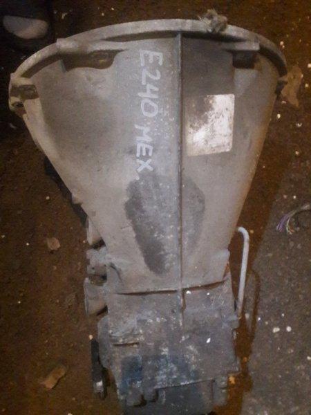 Коробка переключения передач механическая мкпп Mercedes-Benz E240 WDB210 M112.911 E24 1998