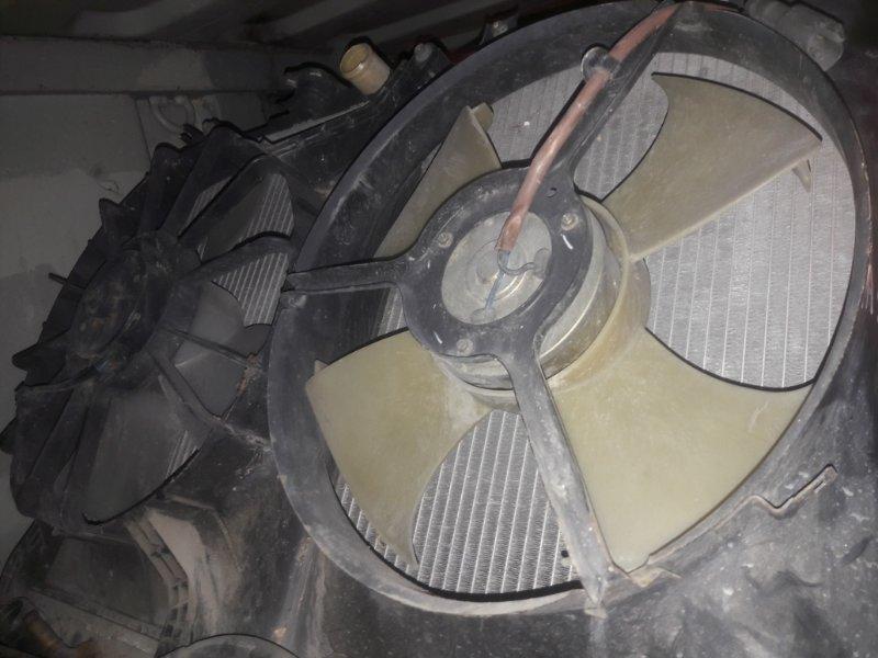 Вентилятор охлаждения радиатора Honda Odyssey RA5