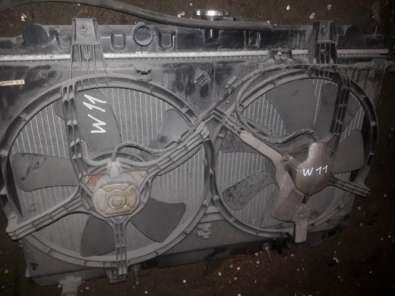 Диффузор Nissan Ad Y11 QG15DE 2000