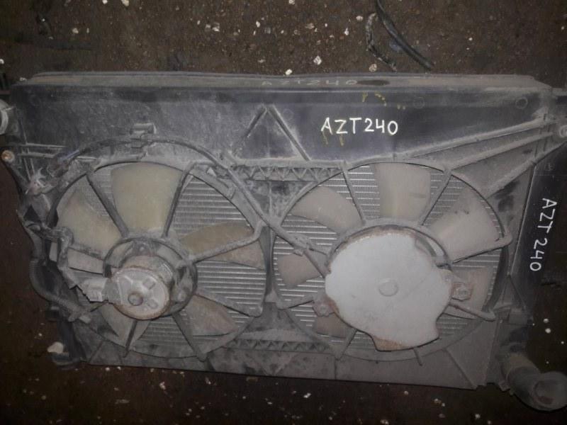 Диффузор Toyota Premio AZT240 1AZFSED4 2005