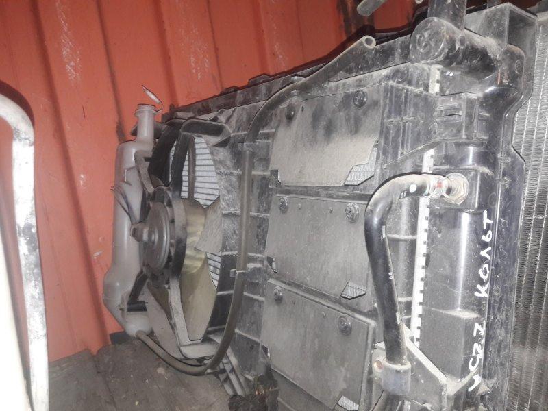Диффузор Mitsubishi Colt Z25A, Z23A, Z27A 4G19, 4A90, 4A91 2005