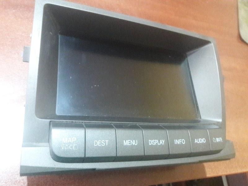 Монитор, дисплей Lexus Gx470 UZJ120 2UZFE 2004