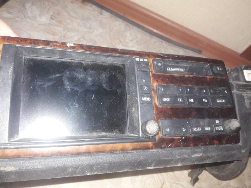 Магнитола Bmw 525I E39 M52TU 1999