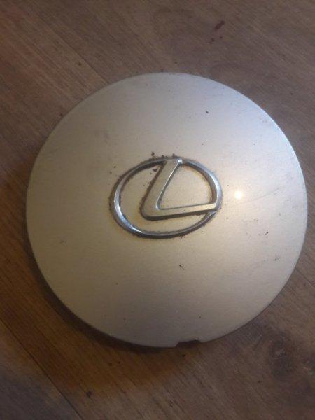 Колпачек диска Lexus