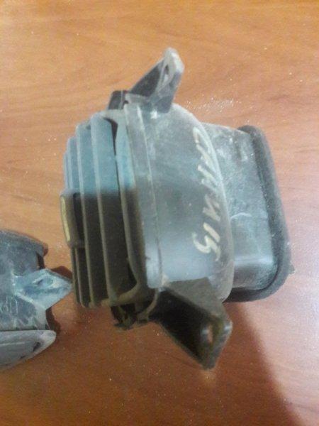 Дефлектор. регулятор воздушного потока Nissan Sunny FB15, FNB15 QG15DE, QG13DE 2001