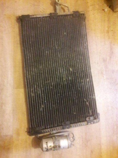 Радиатор кондиционера Daewoo Nubira J100, J150