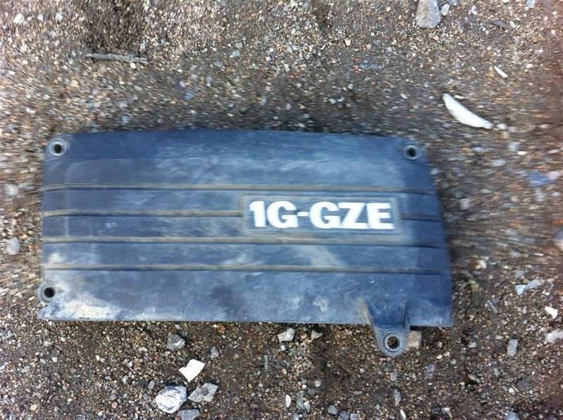 Крышка ремня грм Toyota Crown 1G-GZE