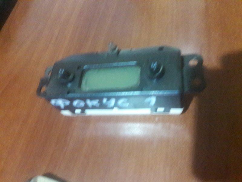 Часы Ford Focus 1 ZETEC 2.0 , DURATEC 1.6 2004