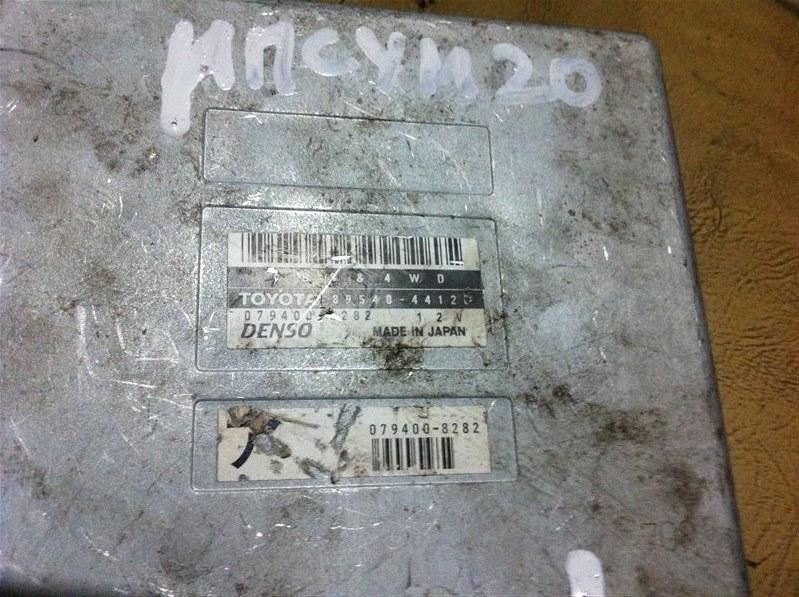 Блок управления abs Toyota Ipsum ACM21, ACM26