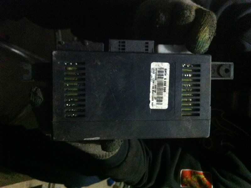 Блок управления Bmw X5 53
