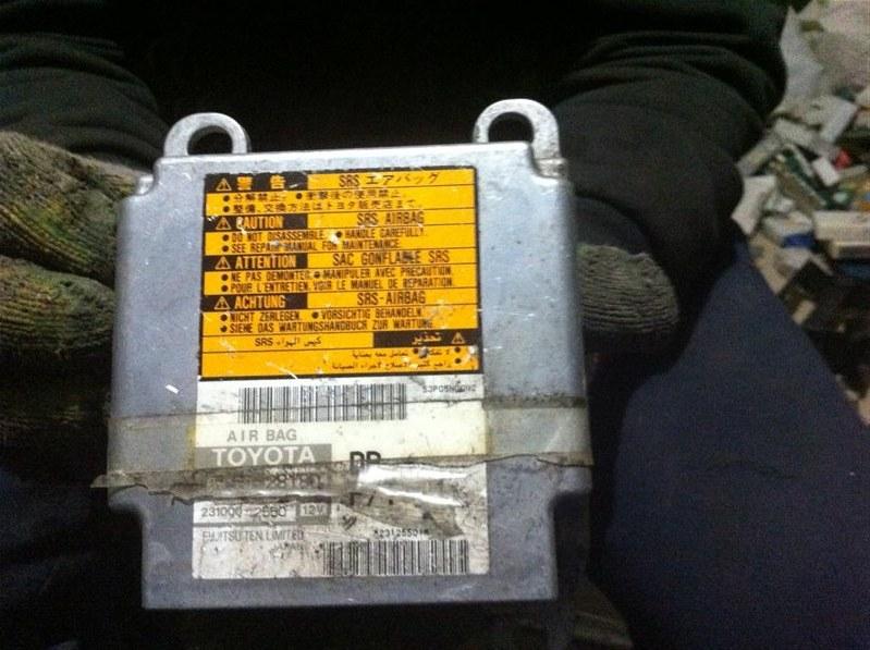 Блок управления airbag Toyota Noah 60