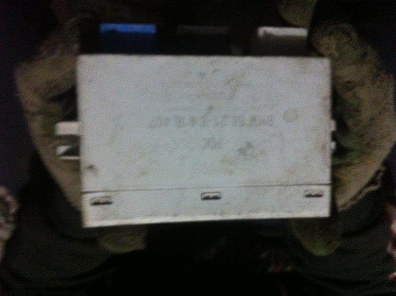 Блок управления парктрониками Bmw X5 53