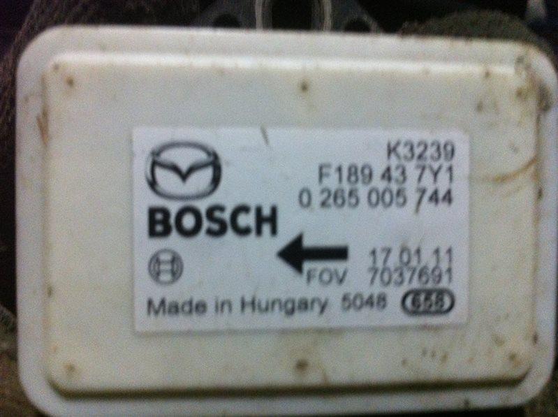 Датчик ускорения Mazda Cx7