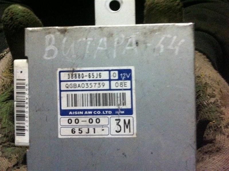 Блок управления акпп Suzuki Grand Vitara 54