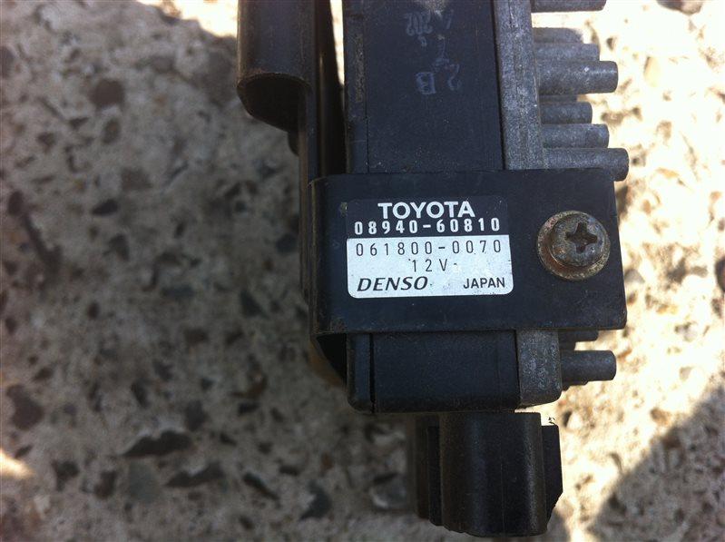 Блок управления Lexus Lx470 100
