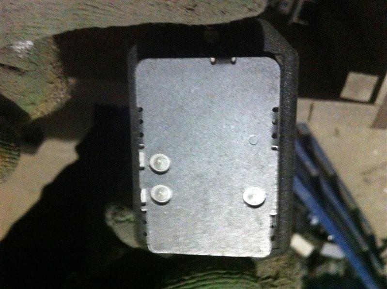 Резистор реостат отопителя печки Toyota Corolla 150