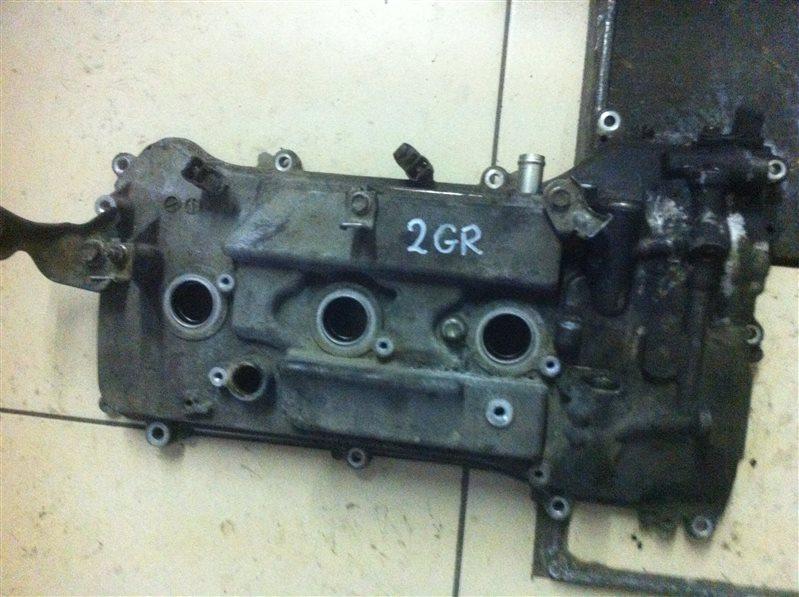 Крышка головки блока цилиндров Toyota 2GR 2014