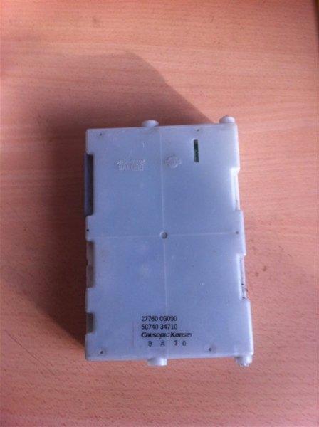 Блок управления климат-контролем Infiniti Fx35 50 VQ35 2008