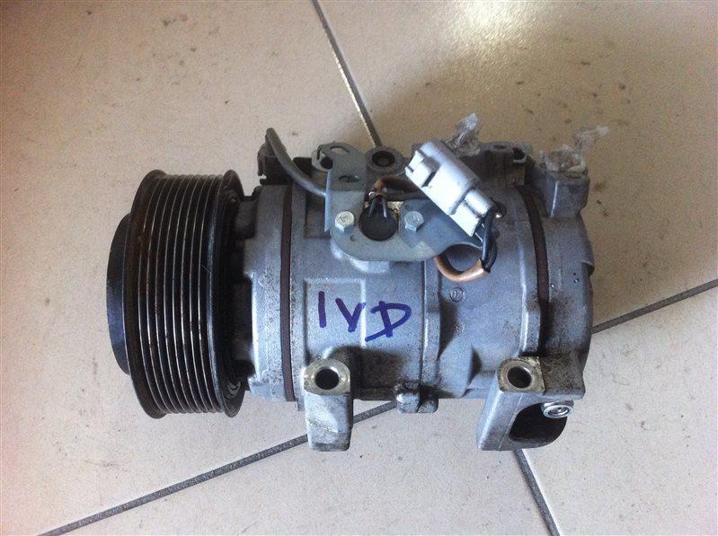 Компрессор кондиционера Toyota Land Cruiser 200 1VD 2010