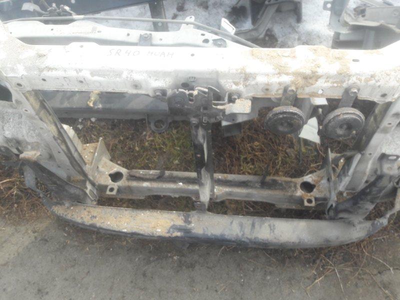 Жесткость бампера Toyota Noah SR40, SR50, CR40, CR50 передний
