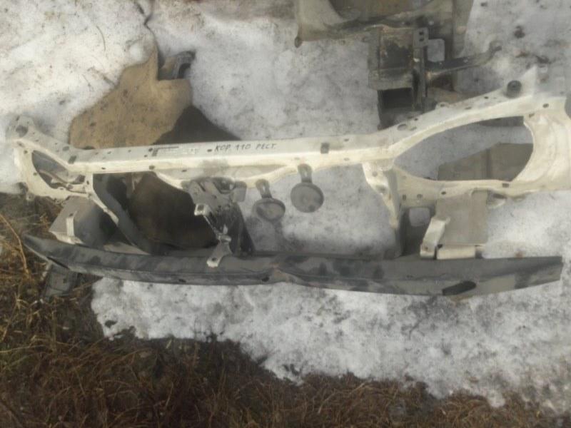 Рамка радиатора Toyota Corolla AE110, AE111, AE114 4AFE 1998