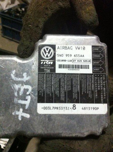 Блок srs Volkswagen Tiguan 5N2 2.0TFSI 2014