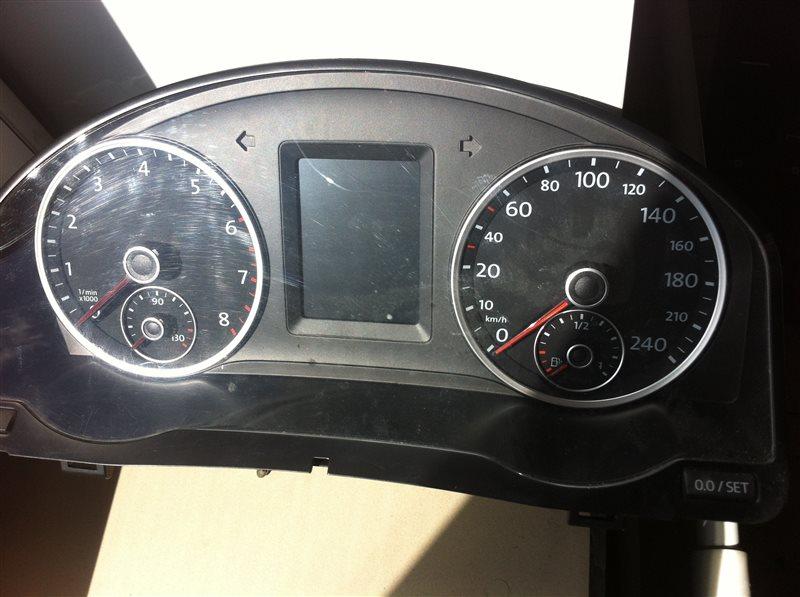 Щиток панель приборов Volkswagen Tiguan 5N2 2.0TFSI 2014
