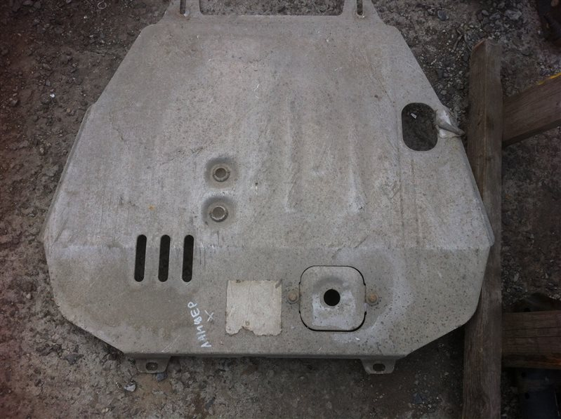 Защита двигателя двс Mitsubishi Lancer CY