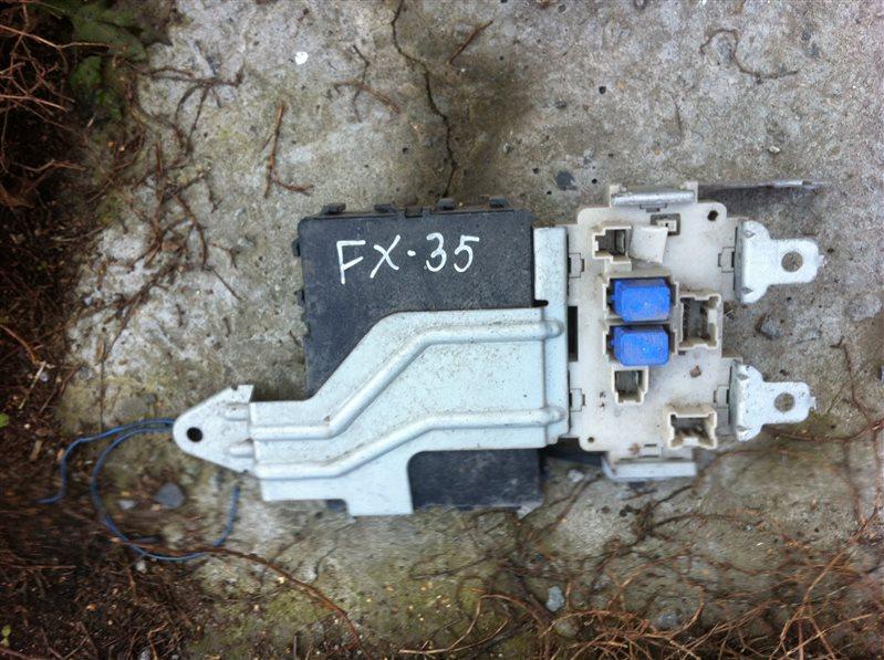 Блок предохранителей Infiniti Fx35 50