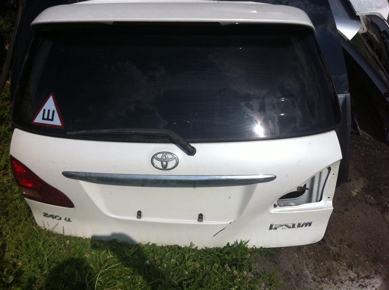 Мотор дворника Toyota Ipsum ACM21, ACM26 задний