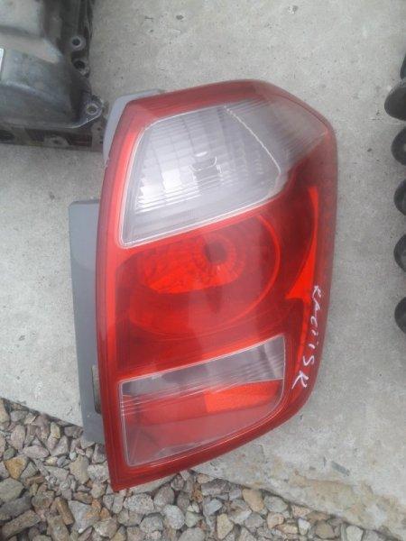 Стоп Toyota Ractis SCP100 2SZFE