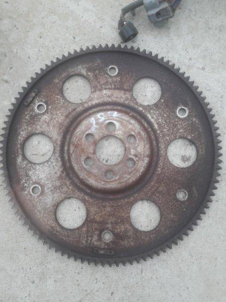 Маховик Toyota Ractis SCP100 2SZFE