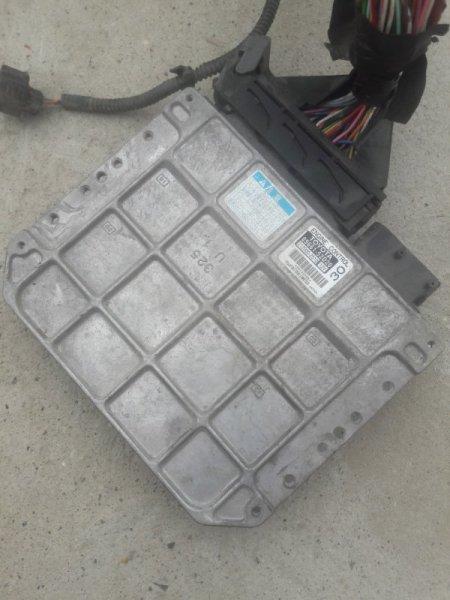 Блок управления двс, бортовой компьютер Toyota Ractis SCP100 2SZFE