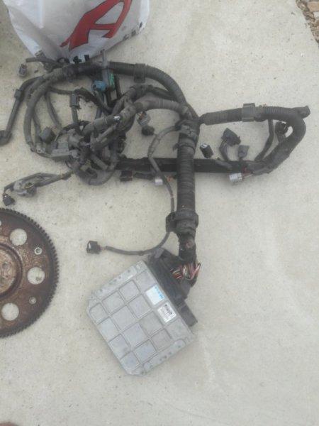 Проводка электрическая Toyota Ractis SCP100 2SZFE