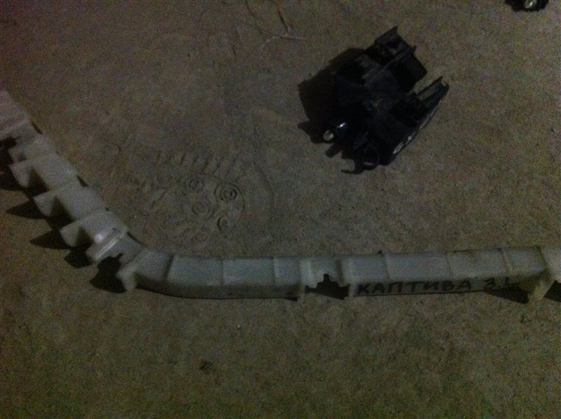 Крепление клипса бампера Chevrolet Captiva C140 заднее левое
