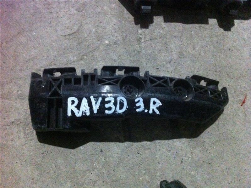 Крепление клипса бампера Toyota Rav4 30
