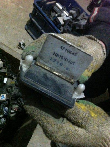 Резистор реостат отопителя печки Mazda Demio DY3W DY5W